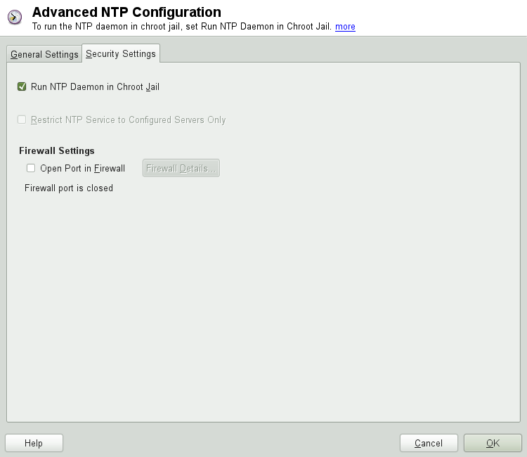 Chapter 27  Time Synchronization with NTP